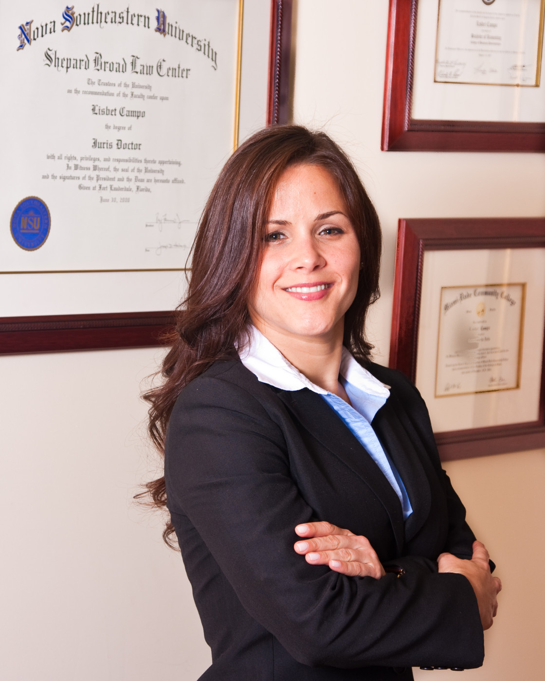 Lisbet Campo real estate lawyer miami